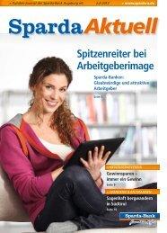 Ausgabe Juli 2012 - Sparda-Bank Augsburg eG