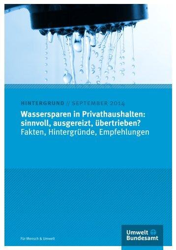 wassersparen_in_privathaushalten