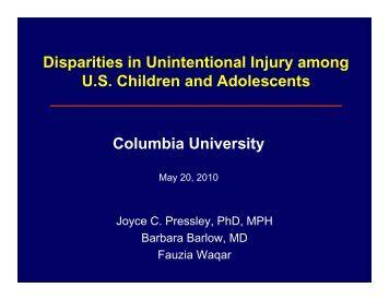Fewer fatal accidents among children
