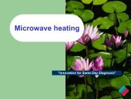 Microwave heating (little bit of theory)