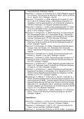 CV, publications, research projects,roles - Zentrum für Klinische ... - Page 7
