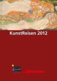 KunstReisen 2012 - Spillmann