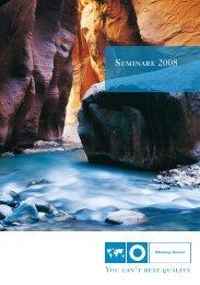 Seminare 2008