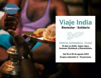 Viaje solidario a India - Casa Asia