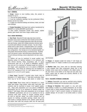 Oakcraft 194 174 Wood Grain Textured Fiberglass Entry Doors