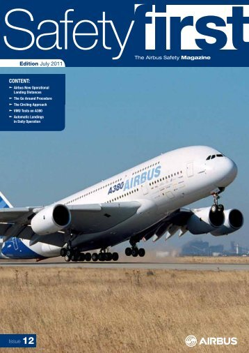 July 2011 - Issue 12 - UK Flight Safety Committee