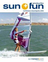 windsurfen surfreisen.traumspots.2010 - Sportreisen