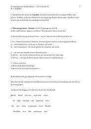 Ferienprogramm Grundstudium – Teil 4 (8.3.2010) B.-J. Schröder 1