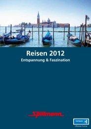 Reisen 2012 - Spillmann