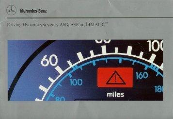 .2 - W124 Performance