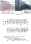 Genuss-Bergwandern 2009/2010 - Seite 3