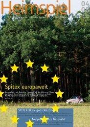 Spitex europaweit - Spitex Bern