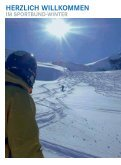 alpinski . snowboard - Sportbund Bielefeld - Seite 4