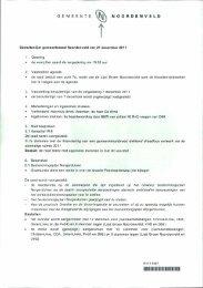 lijst besluitenlijst incl. moties.pdf - Bestuur Noordenveld - Gemeente ...