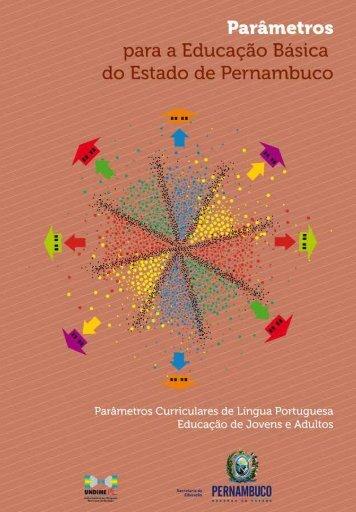 Língua Portuguesa (EJA) - Secretaria de Educação de Pernambuco