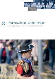 Legislaturziele der Schulpflege 2010-2014 [PDF, 308 KB]