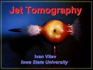 Ivan Vitev, ISU - RNC