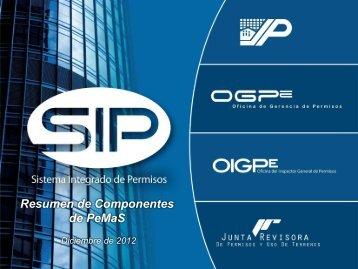 SIP_Resumen_PeMaS_v7 - leydetransicion2012.pr.gov - Gobierno