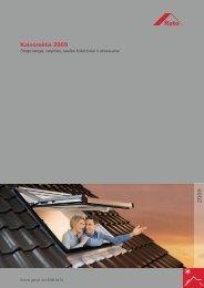 Kainoraštis 2009 2 0 0 9 - Roto