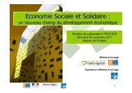 Un nouveau champ du développement économique - Loire Solidaires