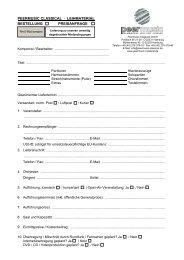 Formular für Preisanfrage oder Bestellung - Peermusic Classical