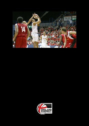terry donovan chairman's report - England Basketball