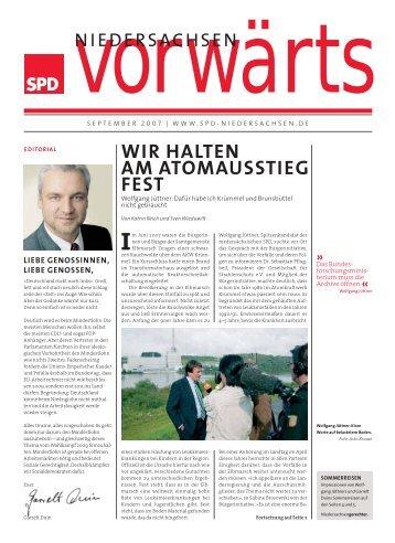 klare sache: der winter wird rot! - SPD Niedersachsen