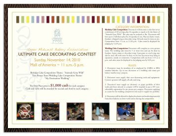 Cake Decorating Checklist : Cake Decorating/Food Garnishing Skills Checklist
