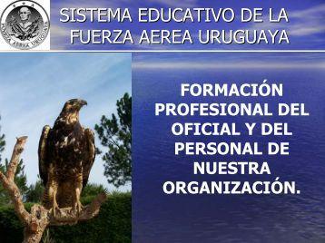 Formación Profesional en la FAU - Ministerio de Defensa Nacional