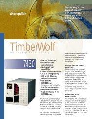 7430 NT Datasheet - Unylogix Technologies Inc.