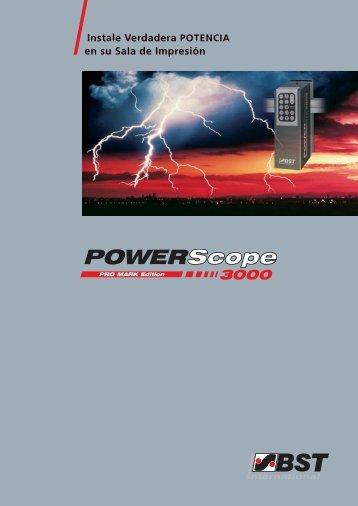 POWERScope 3000 Un Sistema de Inspección por Vídeo ...