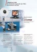 POWERScope 3000 Un Sistema de Inspección por Vídeo ... - Page 4