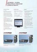 POWERScope 3000 Un Sistema de Inspección por Vídeo ... - Page 5