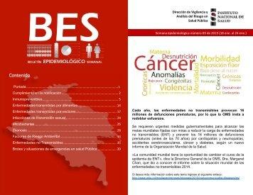 2015 Boletin epidemiologico semana 03