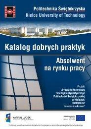 """Katalog Dobrych Praktyk """"Absolwent na rynku pracy"""" – wersja ..."""