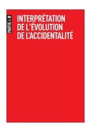 INTERPRÉTATION DE L'ÉVOLUTION DEL ... - Sécurité routière