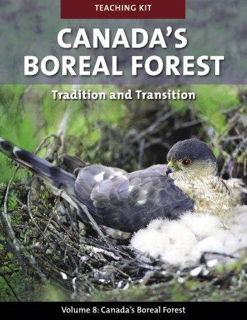 Canada's Boreal Forest - Canadian Forestry Association