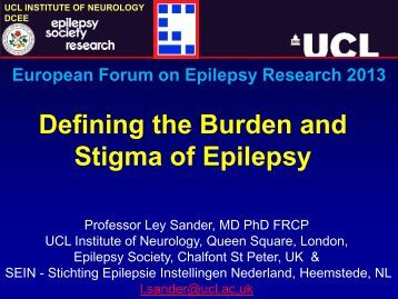 stigma and labelling related to epilepsy The main management issue for epilepsy, stigma, and quality of life people with a discreditable disorder is information the extent to which stigma has a negative affect on the control19 many people with epilepsy contrive complex quality of life of people with epilepsy has been accounts of their symptoms to disguise the disorder, documented in.