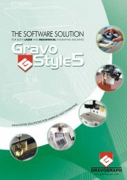 THE SOFTWARE SOLUTION - Gravograph Norge AS