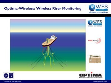 Optima-Wireless: Wireless Riser Monitoring - WFS