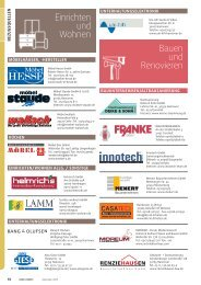 Bauen und Renovieren Einrichten und Wohnen