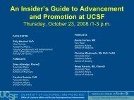 Presentation Slides - Academic Affairs