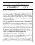 Manual de Organización Especifico 2012 - Page 5