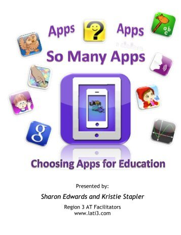 APP Handout Revised 6-8-11.pdf - Access Guide: Students with ...