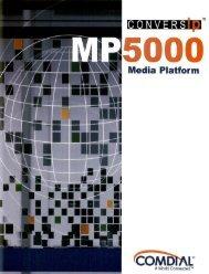 MP5000 Station User Guide - TelData Communications, Inc.