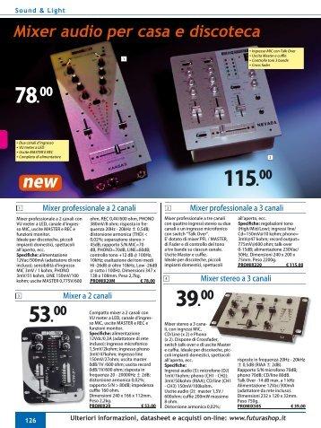 Sound - Futura Elettronica