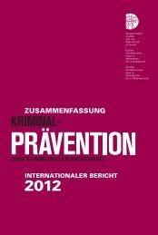 Kriminal- - International Centre for the Prevention of Crime