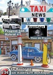 Le Route 66, un itinéraire mythique - Taxinews.fr