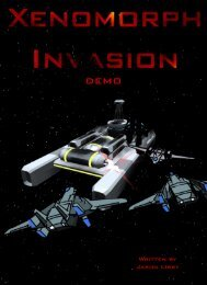 Xenomorph Invasion DEMO - Dilly Green Bean Games