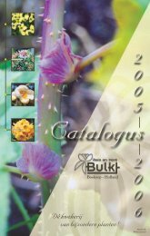 Catalogus 2004 met USDA - Bulk Boskoop